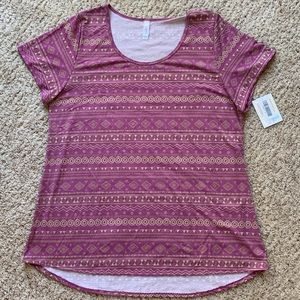 *NEW* with tags lularoe classic T